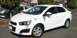 Chevrolet Sonic 2015 seminuevo en monterrey