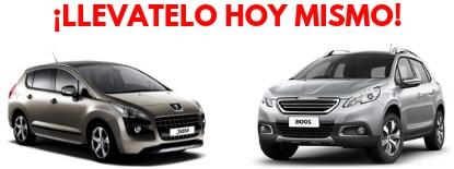 Comprar Autos Peugeot al Contado