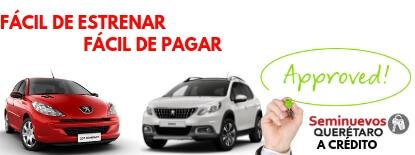 Autos seminuevos Peugeot a credito en monterrey
