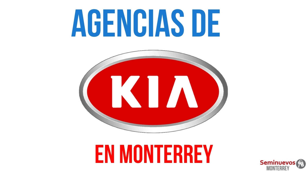 agencias kia en monterrey