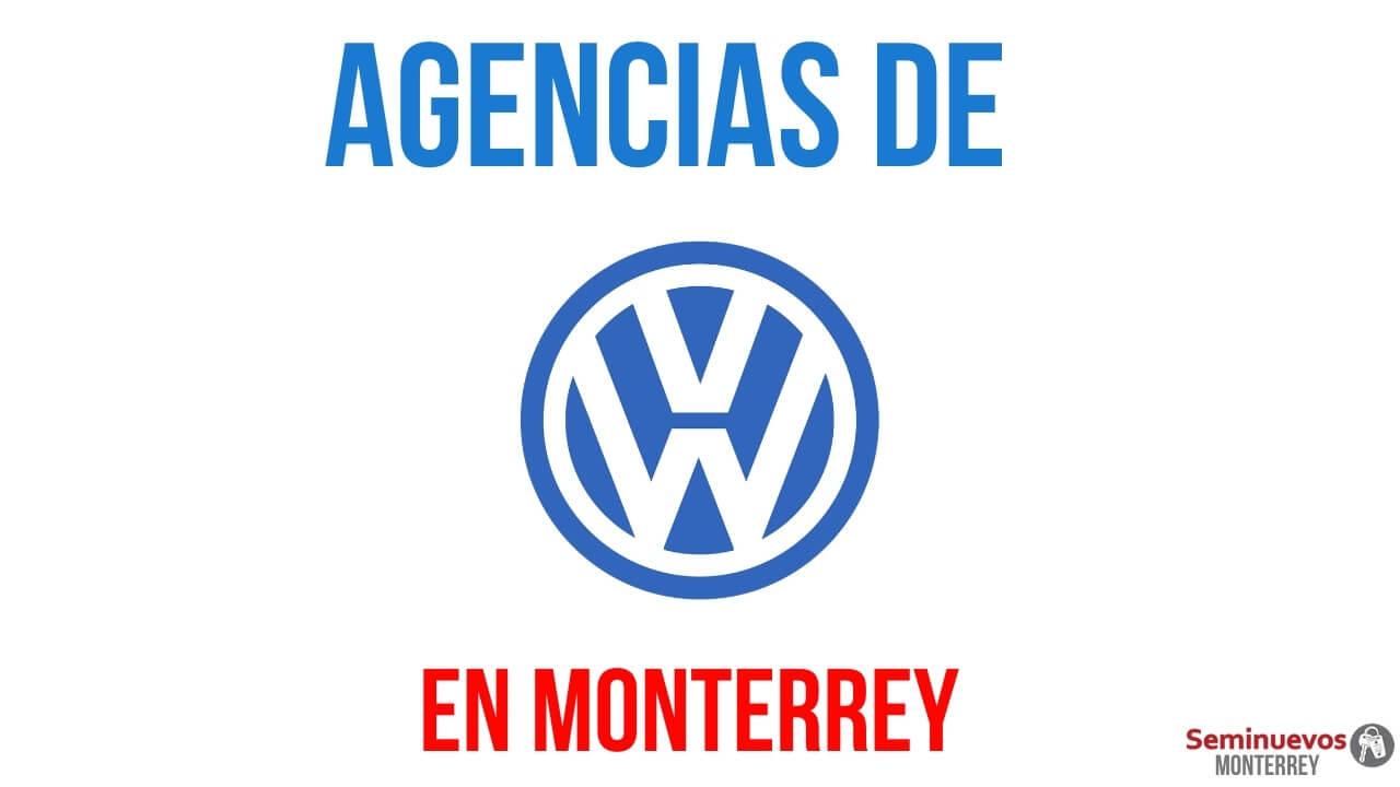 como llegar agencias Volkswagen en monterrey